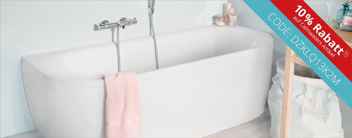 Gut bekannt Die Badewanne – welches Material ist das richtige? RZ96