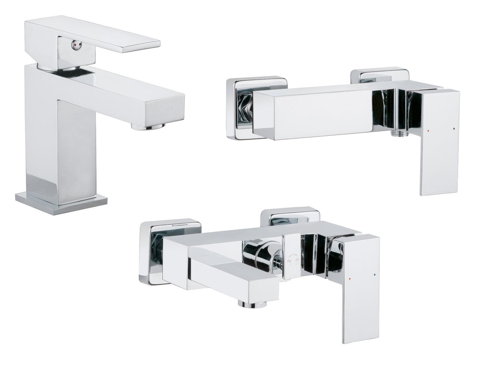 Häufig Moderne Armaturen für Waschtisch, Dusche, Wanne | Calmwaters RK94