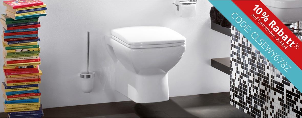 Super Hänge-WC einbauen: so geht's leicht! | www.calmwaters.de XK58